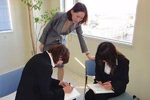 営業販促セミナー(話し方・動き)